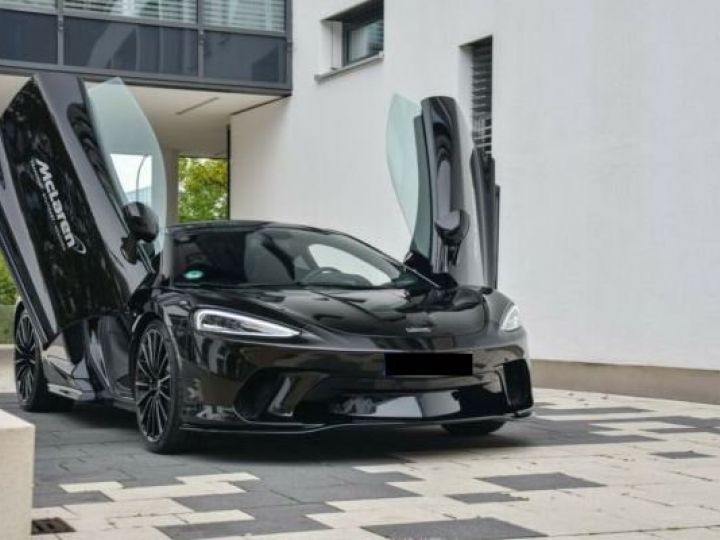 McLaren GT NEW GT Black Ingot métal - 1