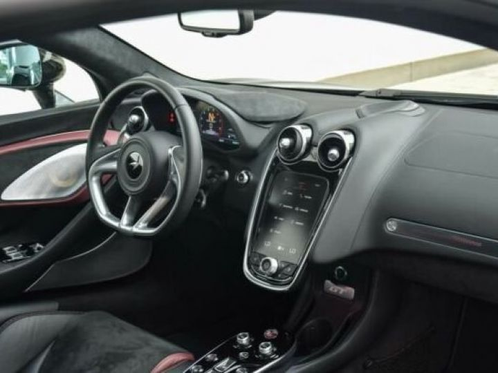 McLaren GT NEW GT Black Ingot métal - 11