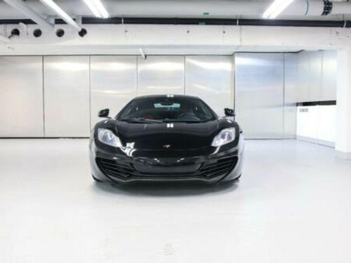 McLaren MP4-12C Coupe 3.8 V8 Carbon   Noir métallisée  - 2