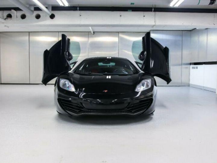 McLaren MP4-12C Coupe 3.8 V8 Carbon   Noir métallisée  - 4
