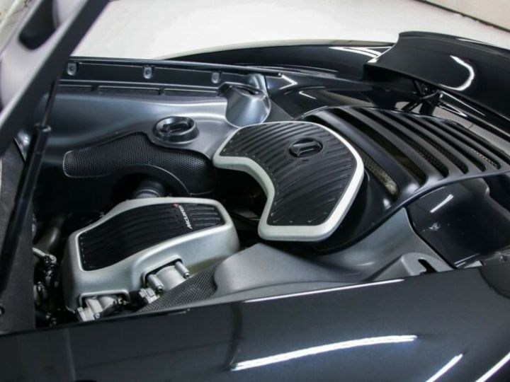 McLaren MP4-12C Coupe 3.8 V8 Carbon   Noir métallisée  - 9