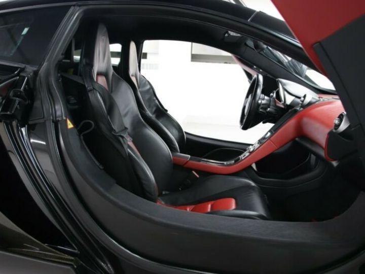 McLaren MP4-12C Coupe 3.8 V8 Carbon   Noir métallisée  - 13