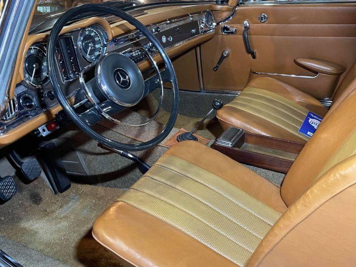 Mercedes 250 SL Roadster Dit PAGODE Bronze Brown - 2