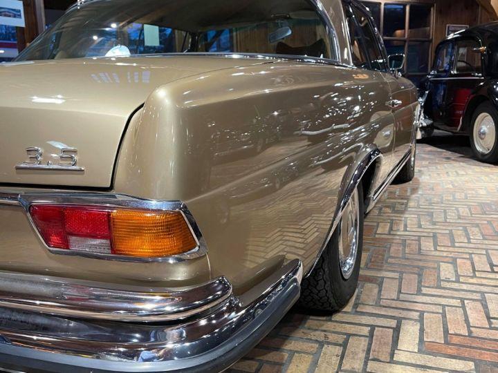 Mercedes 280 SE Coupé 3l5 V8 Boîte Automatique Sable Métallisé - 3