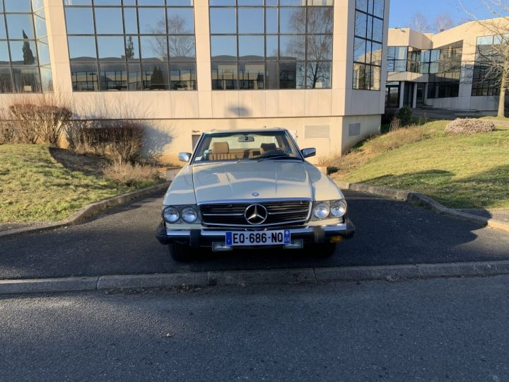 Mercedes 380 380 SL Ivoire Occasion - 2