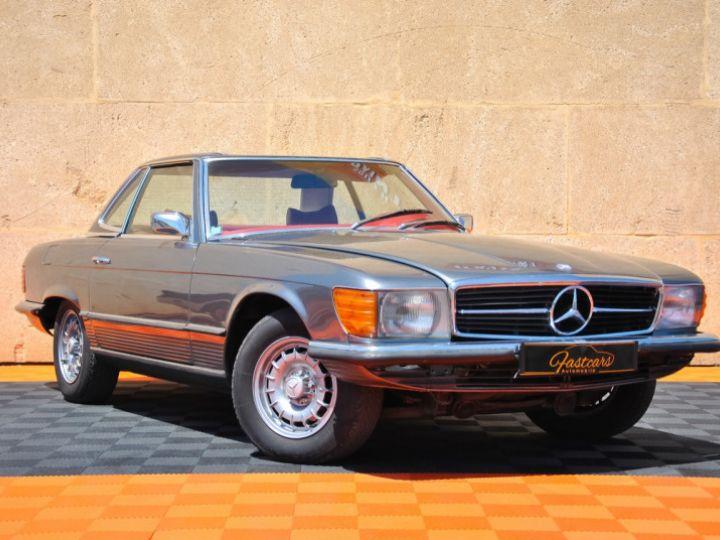 Mercedes 450 CABRIOLET V8 Gris - 2