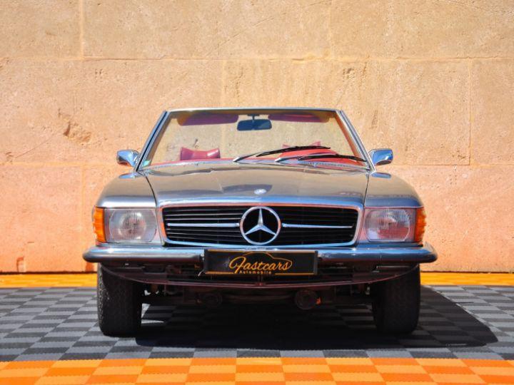 Mercedes 450 CABRIOLET V8 Gris - 3