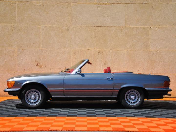 Mercedes 450 CABRIOLET V8 Gris - 5