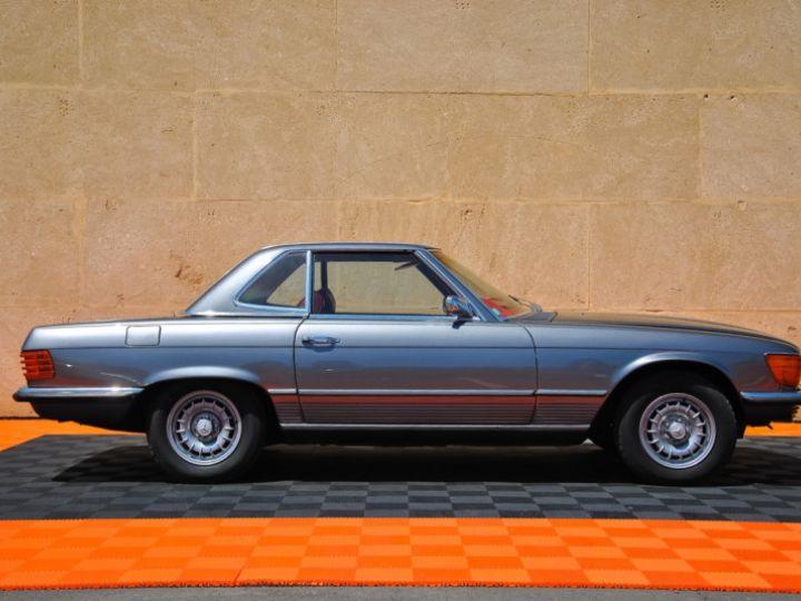 Mercedes 450 CABRIOLET V8 Gris - 6