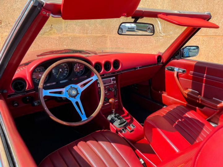 Mercedes 450 CABRIOLET V8 Gris - 14