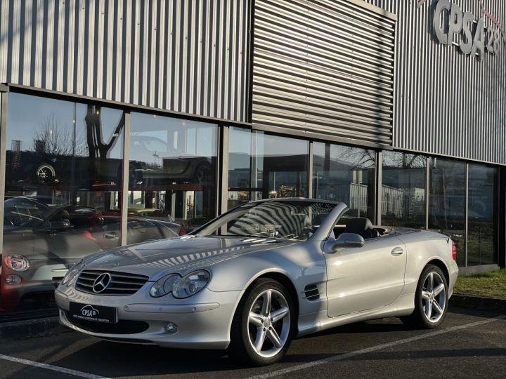 Mercedes 500 SL II 500 BVA GRIS METAL - 1