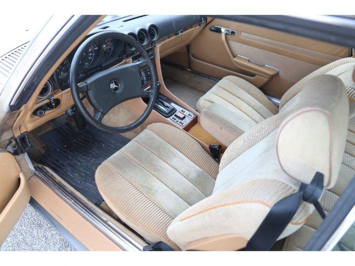 Mercedes 500 V8 W107 Blanc - 7