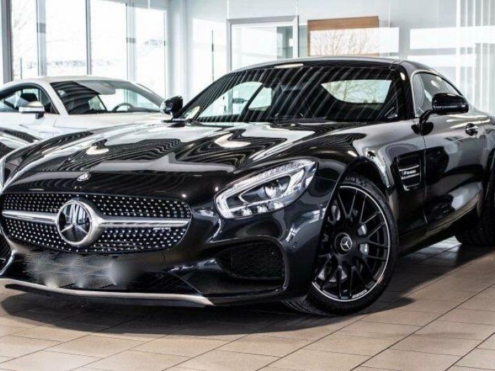 Mercedes AMG GT 4.0 V8 462 Noir métallisé Unilack - 1