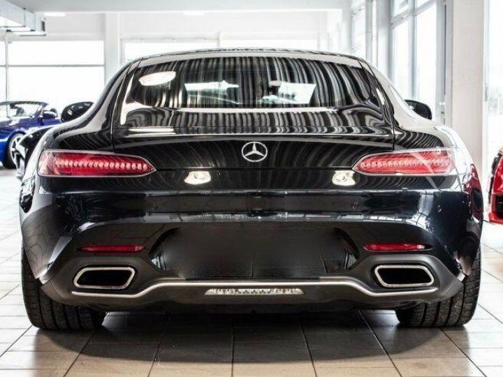 Mercedes AMG GT 4.0 V8 462 Noir métallisé Unilack - 4