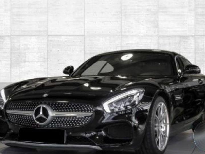 Mercedes AMG GT 4.0 V8 462CH GT NOIR Occasion - 1