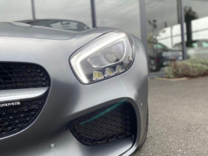 Mercedes AMG GT 4.0 V8 510CH S Gris F - 2