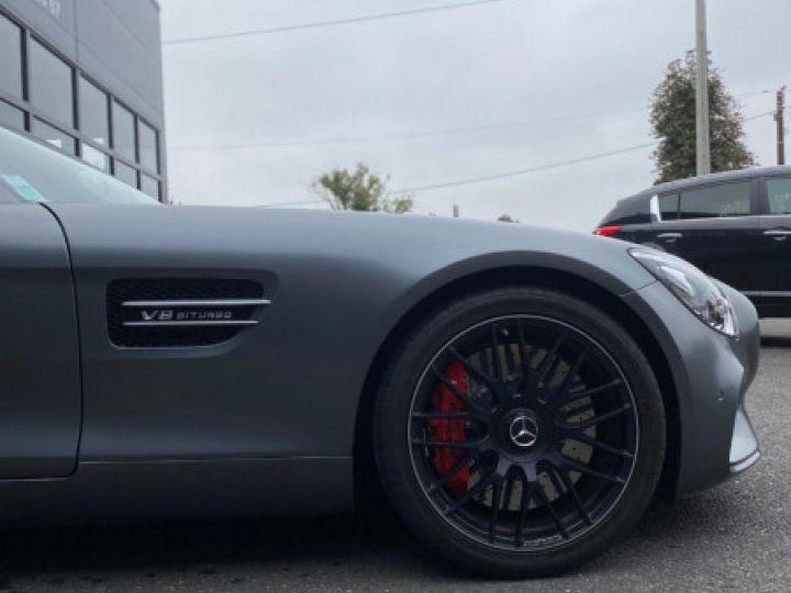Mercedes AMG GT 4.0 V8 510CH S Gris F - 10
