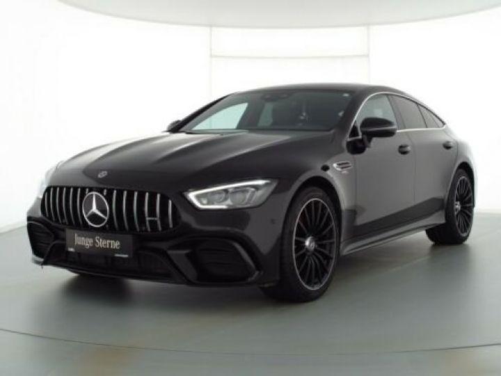 Mercedes AMG GT 43 4M GPS/Enceinte Burm/Ecran Digital/Toit Ouvrant / Sièges Chauffant/Garantie 12 mois/ Noir métallisée  - 1