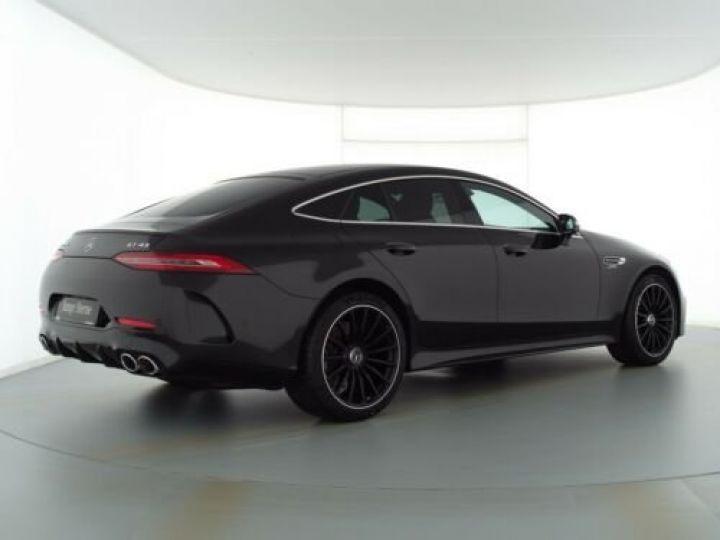 Mercedes AMG GT 43 4M GPS/Enceinte Burm/Ecran Digital/Toit Ouvrant / Sièges Chauffant/Garantie 12 mois/ Noir métallisée  - 2