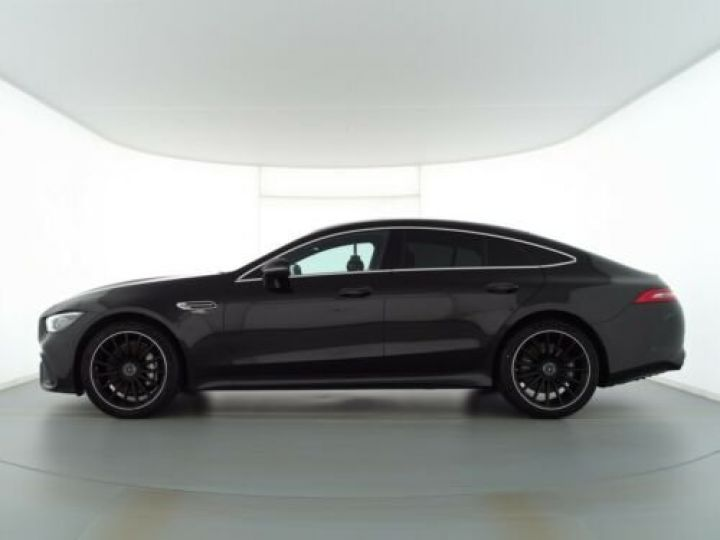 Mercedes AMG GT 43 4M GPS/Enceinte Burm/Ecran Digital/Toit Ouvrant / Sièges Chauffant/Garantie 12 mois/ Noir métallisée  - 3