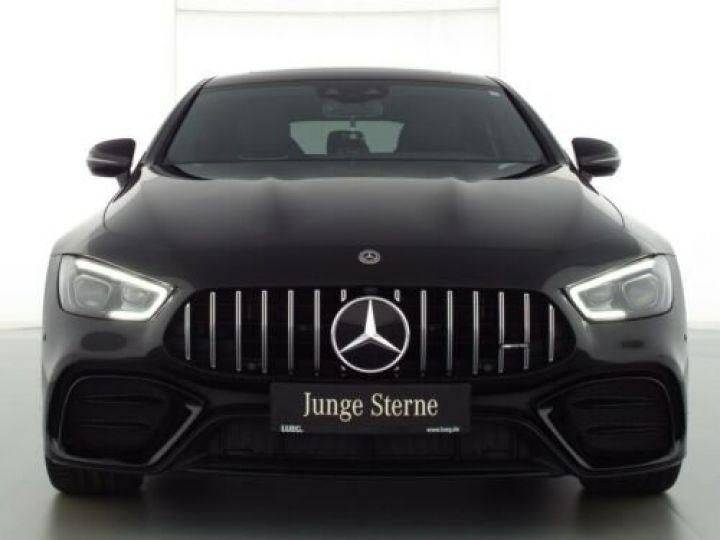 Mercedes AMG GT 43 4M GPS/Enceinte Burm/Ecran Digital/Toit Ouvrant / Sièges Chauffant/Garantie 12 mois/ Noir métallisée  - 4