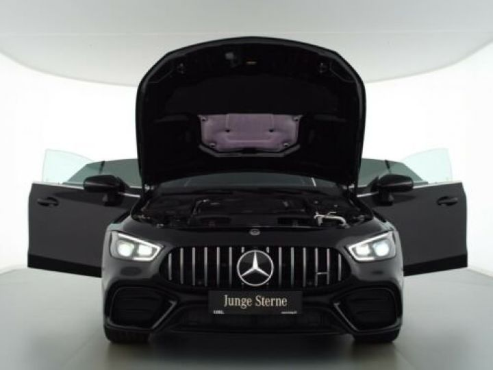 Mercedes AMG GT 43 4M GPS/Enceinte Burm/Ecran Digital/Toit Ouvrant / Sièges Chauffant/Garantie 12 mois/ Noir métallisée  - 8