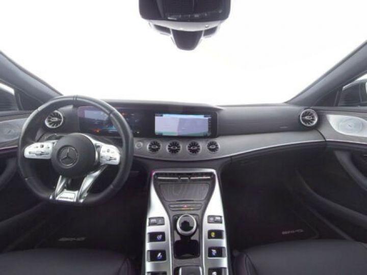 Mercedes AMG GT 43 4M GPS/Enceinte Burm/Ecran Digital/Toit Ouvrant / Sièges Chauffant/Garantie 12 mois/ Noir métallisée  - 11