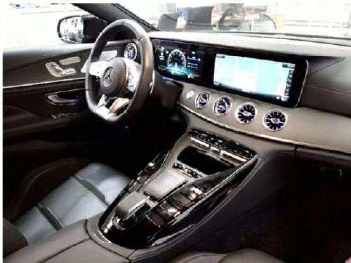 Mercedes AMG GT 43 4M / Toit Pano / GPS / Carbon / Phare LED / Siège Sport / Siège Electrique / Garantie 12 mois Noir métallisée  - 5