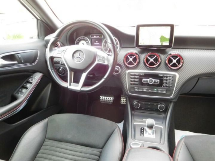 Mercedes AMG GT  A -Klasse A 45 AMG 4-Matic 7G-DCT COMAND Blanc - 4
