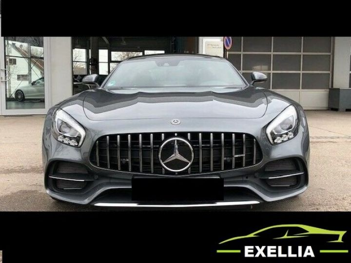 Mercedes AMG GT AMG GT C COUPE BURMESTER HIGHT-END DTR  GRIS PEINTURE METALISEE  Occasion - 1