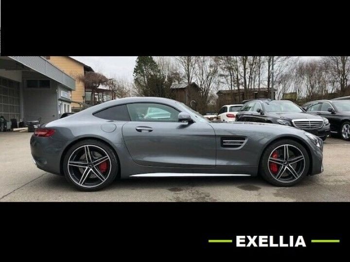Mercedes AMG GT AMG GT C COUPE BURMESTER HIGHT-END DTR  GRIS PEINTURE METALISEE  Occasion - 5