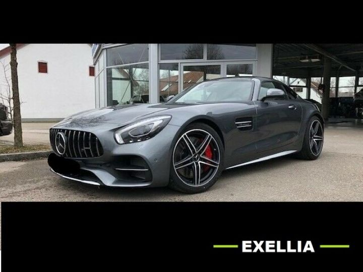Mercedes AMG GT AMG GT C COUPE BURMESTER HIGHT-END DTR  GRIS PEINTURE METALISEE  Occasion - 7