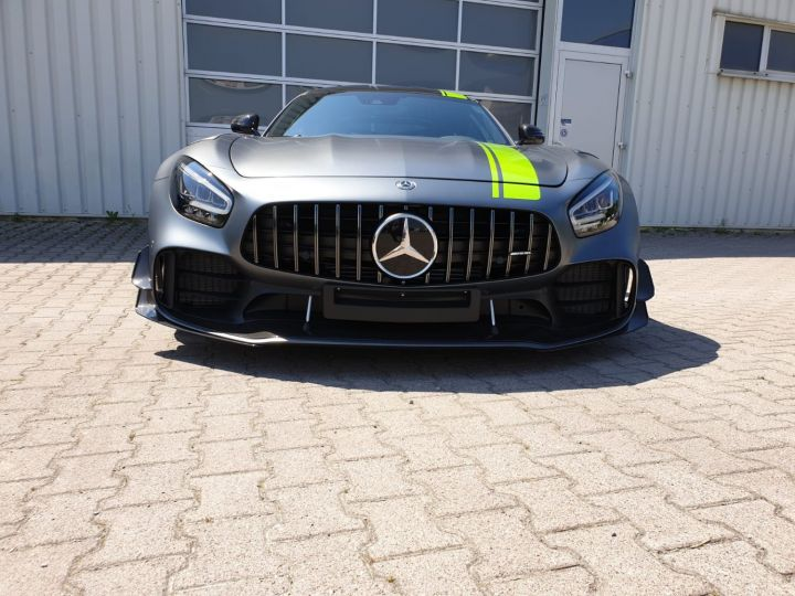 Mercedes AMG GT AMG GT-R Pro Gris - 2