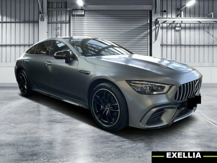 Mercedes AMG GT GT 43 AMG 4Matic GRIS PEINTURE METALISE  Occasion - 1