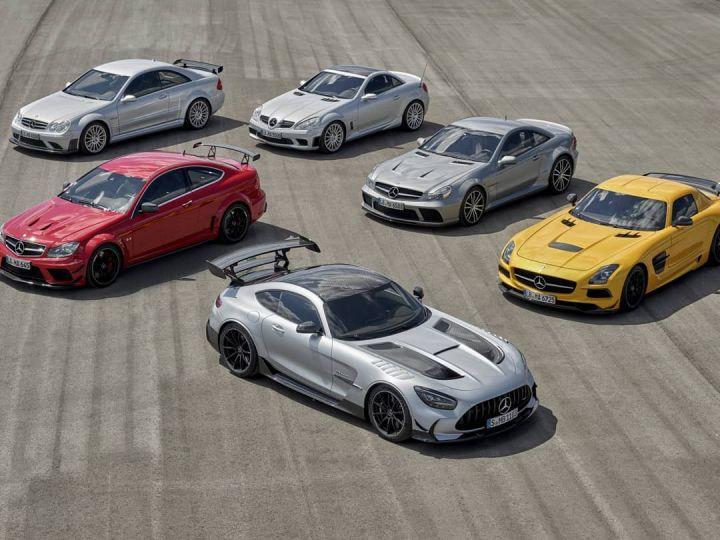 Mercedes AMG GT GT-R BLACKSERIES  - 1