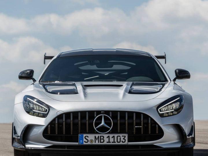 Mercedes AMG GT GT-R BLACKSERIES  - 2