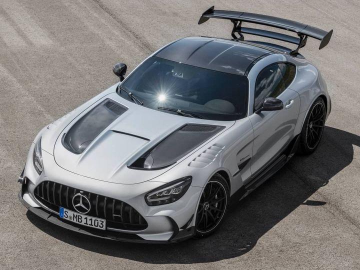 Mercedes AMG GT GT-R BLACKSERIES  - 5