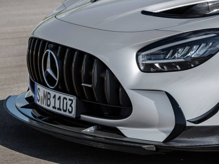 Mercedes AMG GT GT-R BLACKSERIES  - 7