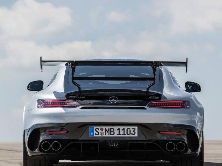 Mercedes AMG GT GT-R BLACKSERIES  - 8