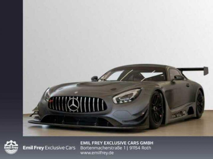 Mercedes AMG GT GT3 V8 6.3 compétition  noir mat - 1