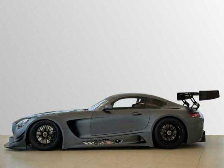 Mercedes AMG GT GT3 V8 6.3 compétition  noir mat - 2
