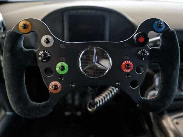 Mercedes AMG GT GT3 V8 6.3 compétition  noir mat - 5