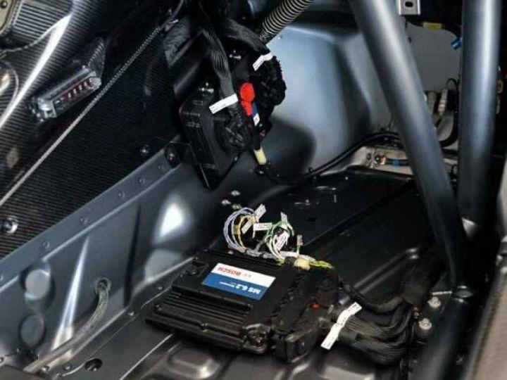 Mercedes AMG GT GT3 V8 6.3 compétition  noir mat - 7