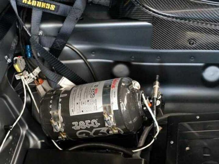 Mercedes AMG GT GT3 V8 6.3 compétition  noir mat - 8