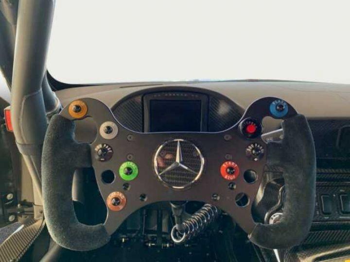 Mercedes AMG GT GT3 V8 6.3 compétition  noir mat - 16