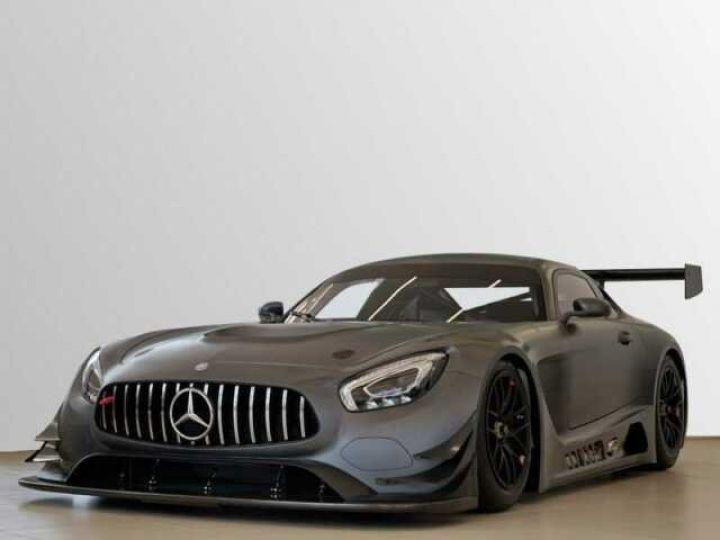 Mercedes AMG GT GT3 V8 6.3 compétition  noir mat - 20