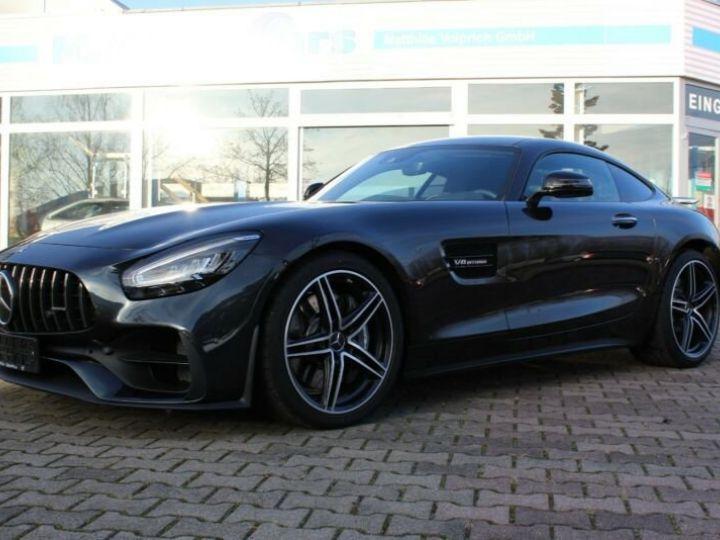 Mercedes AMG GT # Inclus Carte Grise, Malus écolo et livraison à votre domicile # Noir Peinture métallisée - 1