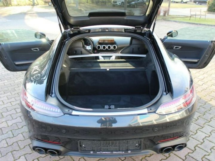 Mercedes AMG GT # Inclus Carte Grise, Malus écolo et livraison à votre domicile # Noir Peinture métallisée - 6