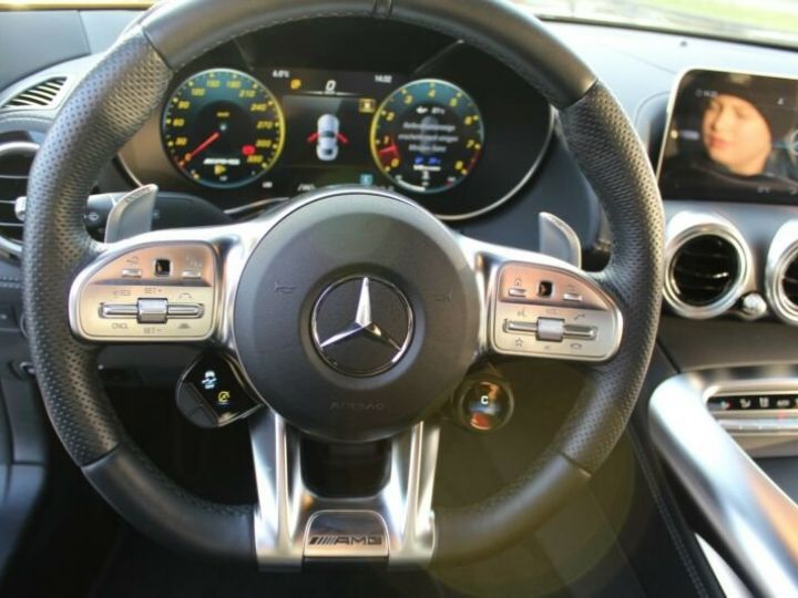 Mercedes AMG GT # Inclus Carte Grise, Malus écolo et livraison à votre domicile # Noir Peinture métallisée - 14