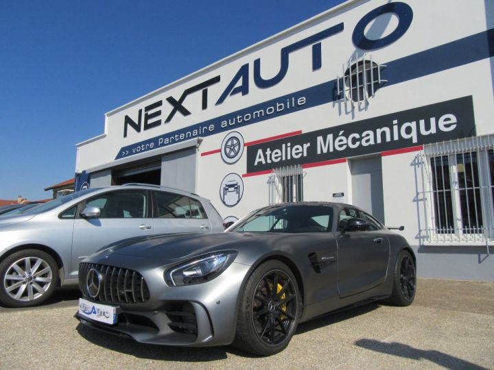Mercedes AMG GT R 4.0 V8 585CH Gris Mat Occasion - 1